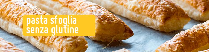 Pasta sfoglia brisè Senza Glutine