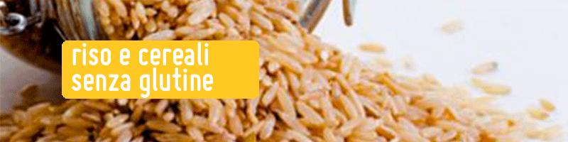 Riso e Cereali Senza Glutine