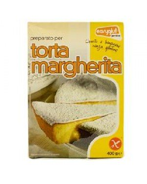 Easyglut preparato torta margherita 400g