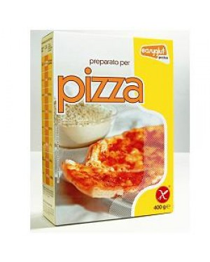 Easyglut Preparato pizza 400g