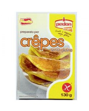 Easyglut Preparato Crepes 130 G