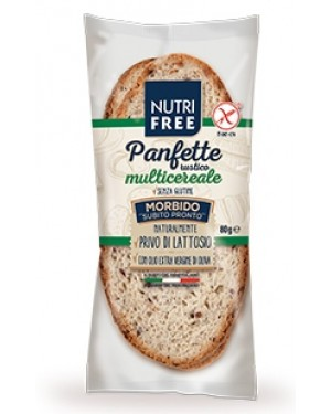 Panfette Rustico Multicereale, 80g