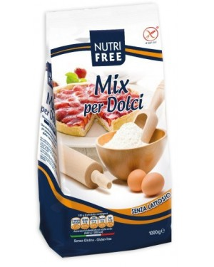 Nutrifree Mix per dolci 1000g