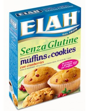 Elah Preparato Muffin/Cookies 190 G
