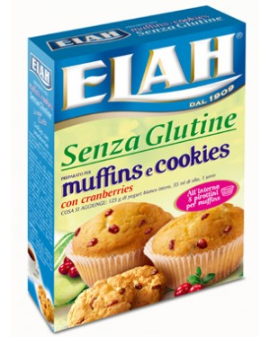 Elah preparato muffin/cookies 190g