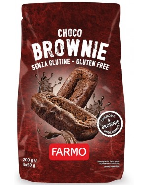 Farmo Brownie al cioccolato 200g