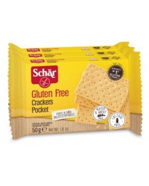 Schar Crackers Pocket 3 Pezzi 50 G