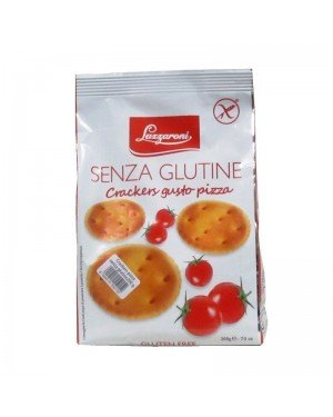 LAZZARONI CRACKERS GUSTO PIZZA 200G