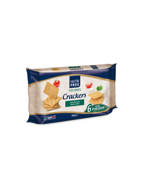 Nutrifree Crackers 200g
