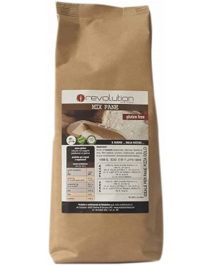 Revolution Mix pane pizza e impasti lievitati 1kg