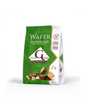 Guidolce Wafer nocciola 250 g