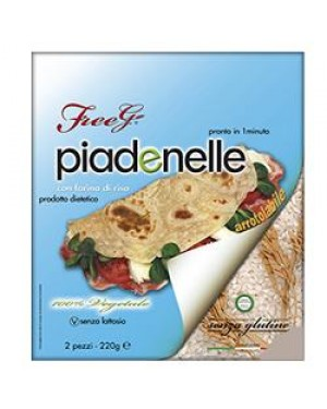 FREEG PIADINELLE 200G