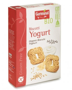 Germinal Bio Biscotti yogurt 250g