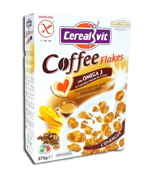 Cerealvit Dietolinea coffee flakes 375g