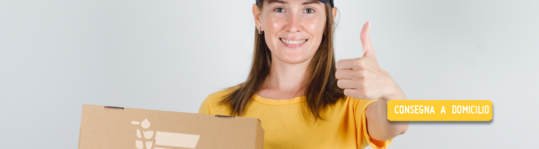 Consegna a domicilio alimenti senza glutine