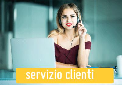 Servizio clienti contatta il n. 02 39525495