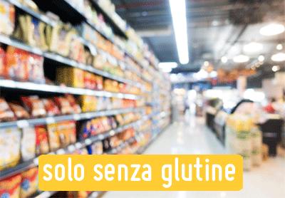 Solo prodotti senza glutine oltre 500 prodotti buoni e sicuri
